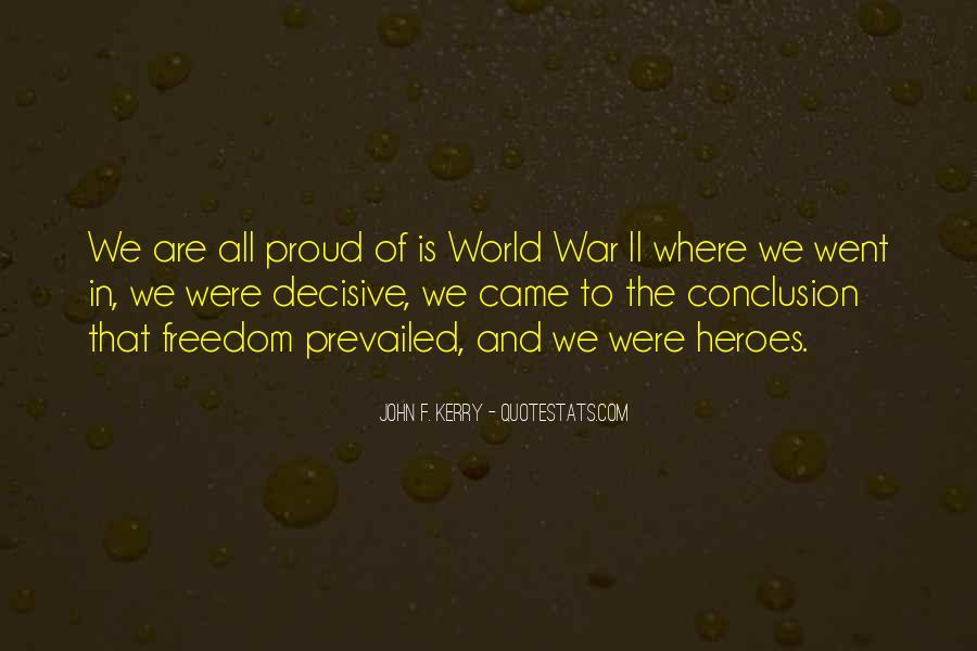 John F. Kerry Quotes #1161285