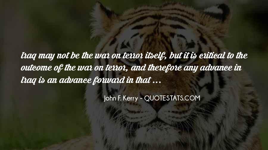 John F. Kerry Quotes #1518586