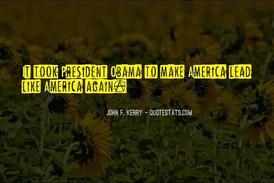John F. Kerry Quotes #1636419