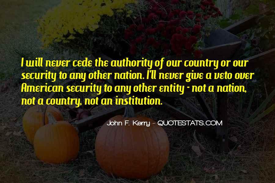 John F. Kerry Quotes #1708641