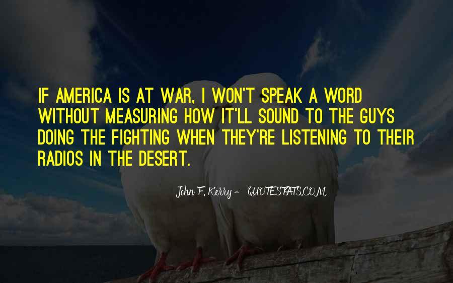 John F. Kerry Quotes #1712809
