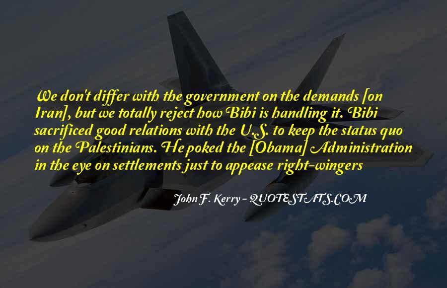 John F. Kerry Quotes #1796839