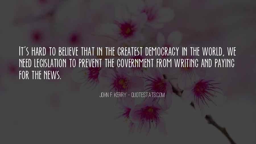 John F. Kerry Quotes #1802824