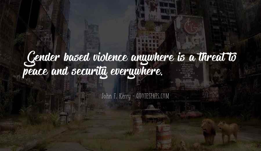 John F. Kerry Quotes #1835724