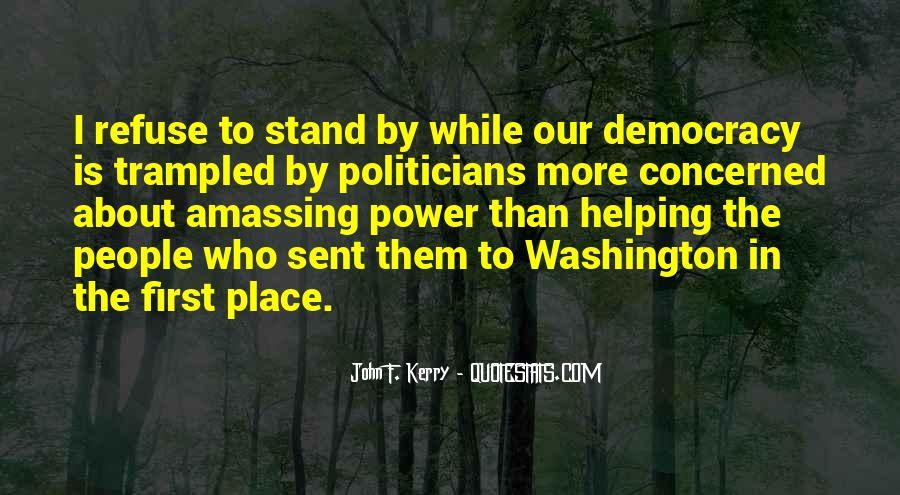 John F. Kerry Quotes #237887