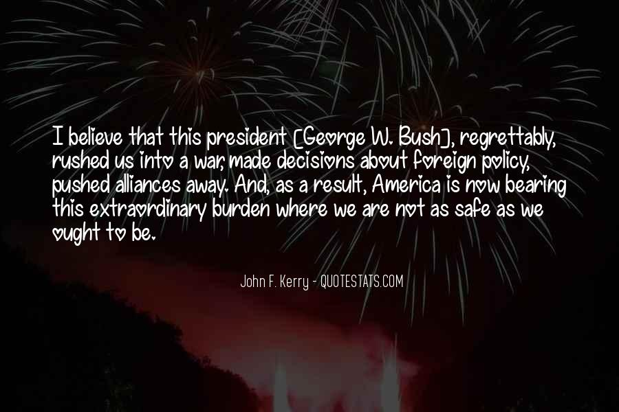 John F. Kerry Quotes #273370
