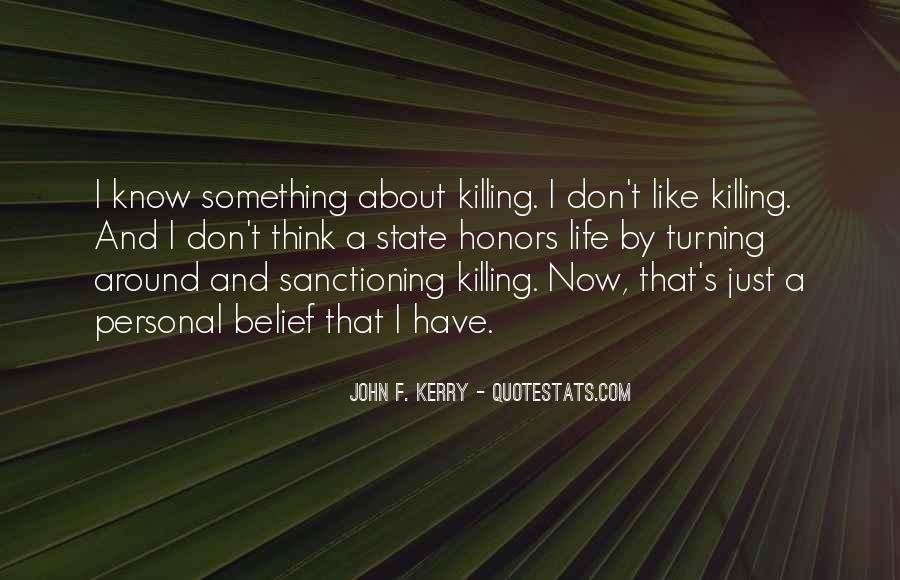 John F. Kerry Quotes #324452