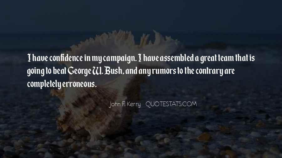 John F. Kerry Quotes #401576
