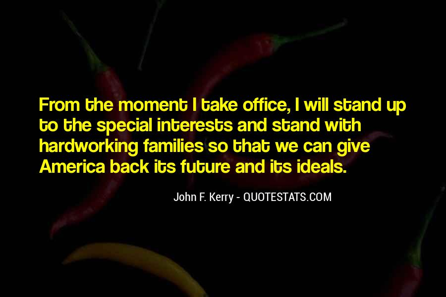 John F. Kerry Quotes #429571