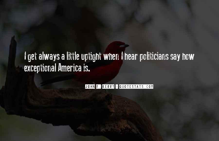 John F. Kerry Quotes #473574