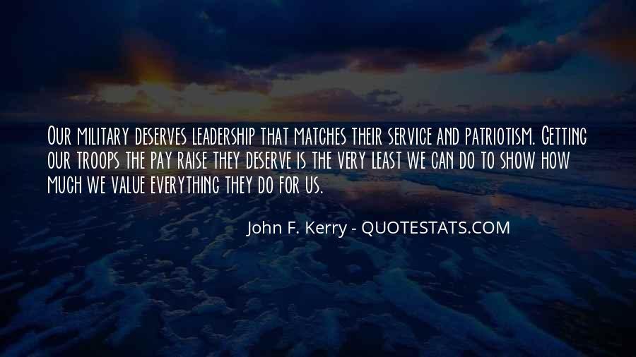 John F. Kerry Quotes #493468
