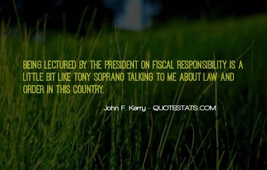 John F. Kerry Quotes #610537