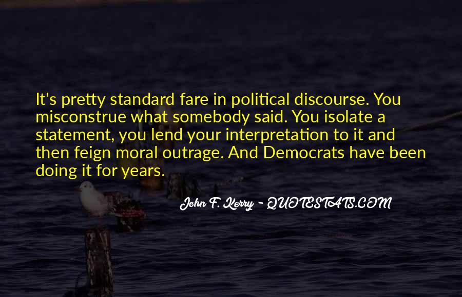 John F. Kerry Quotes #611259