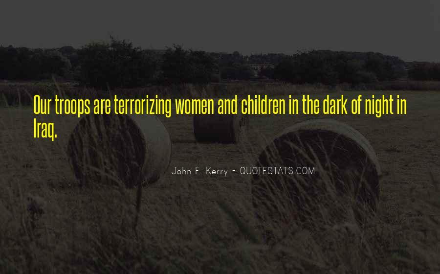 John F. Kerry Quotes #691167