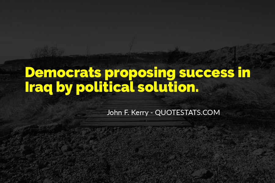 John F. Kerry Quotes #786675