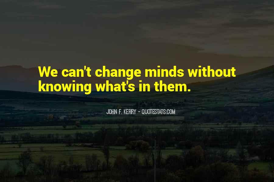 John F. Kerry Quotes #804573