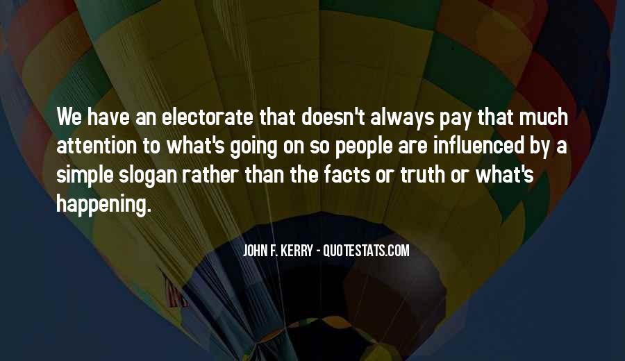 John F. Kerry Quotes #834256