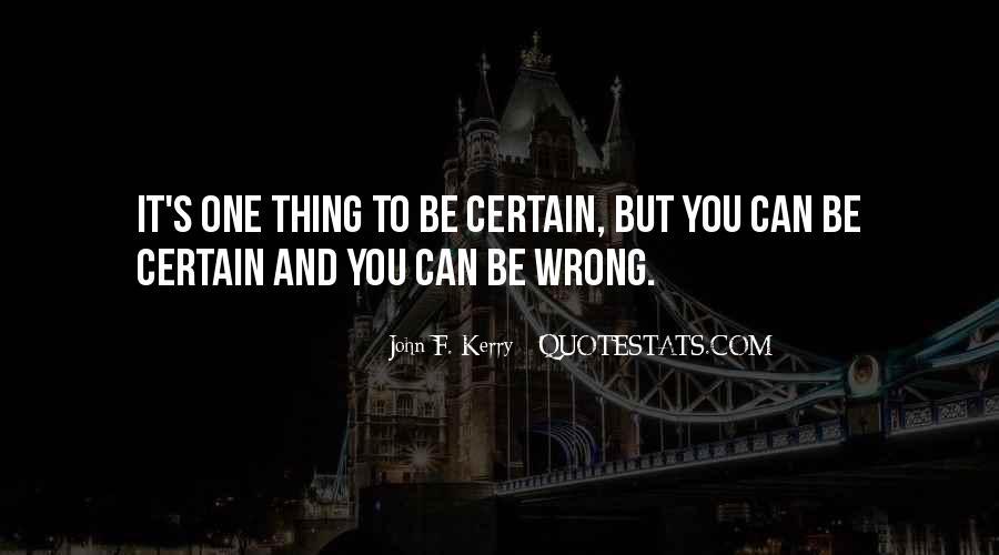John F. Kerry Quotes #841816
