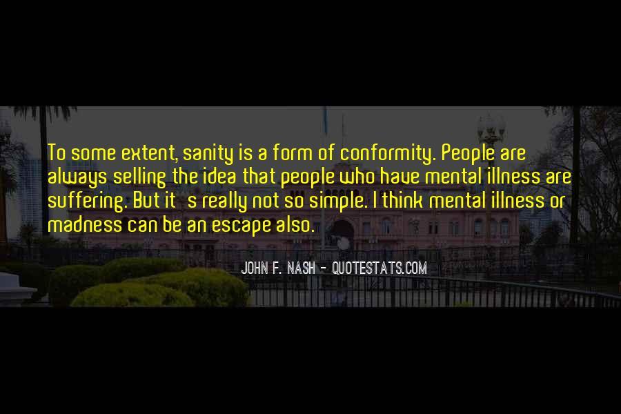 John F. Nash Quotes #989937
