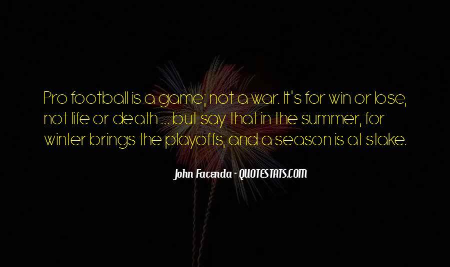 John Facenda Quotes #764014