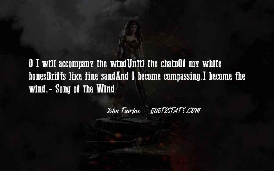 John Fairfax Quotes #340202
