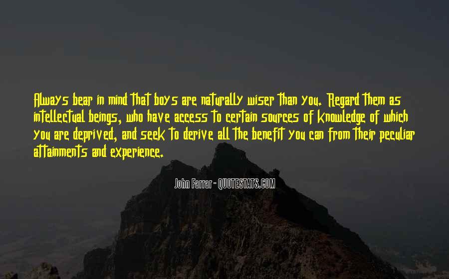 John Farrar Quotes #1560525