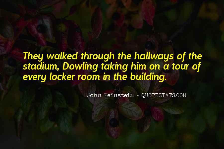 John Feinstein Quotes #1389410