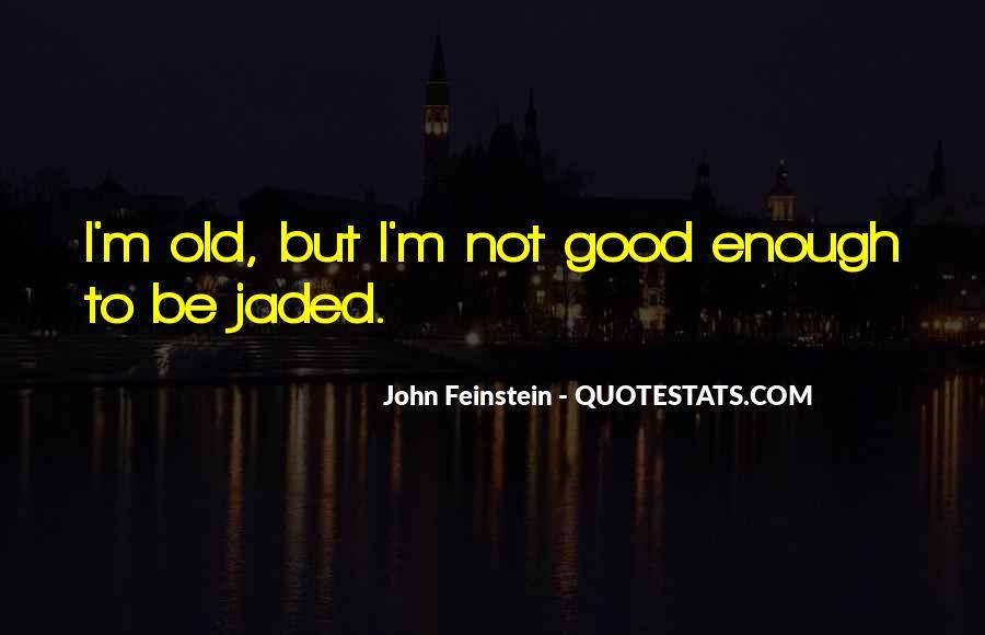 John Feinstein Quotes #139850