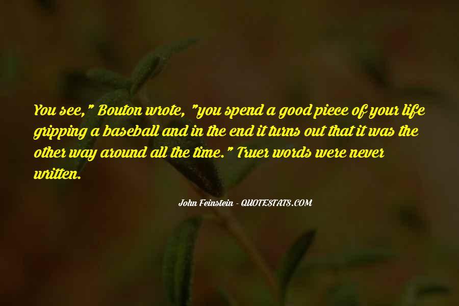 John Feinstein Quotes #1417586