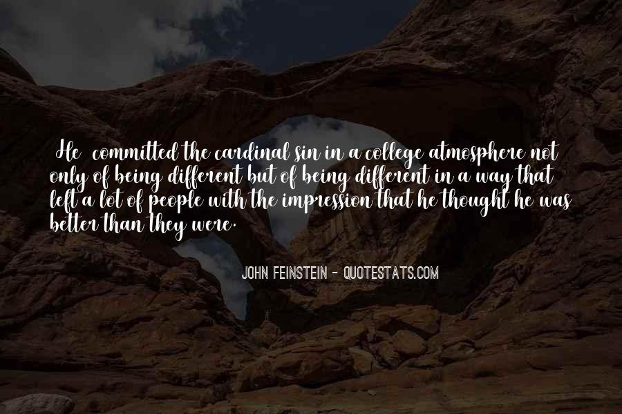 John Feinstein Quotes #1503521