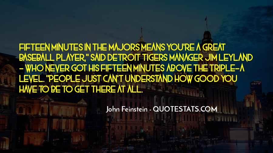 John Feinstein Quotes #1542310