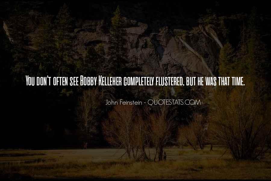 John Feinstein Quotes #1720323