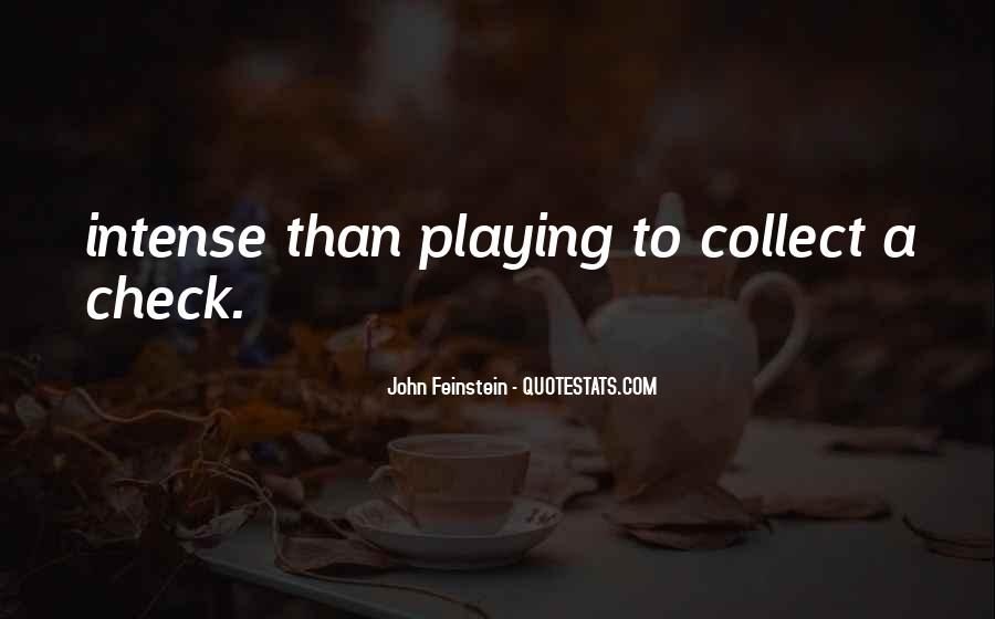 John Feinstein Quotes #1871599