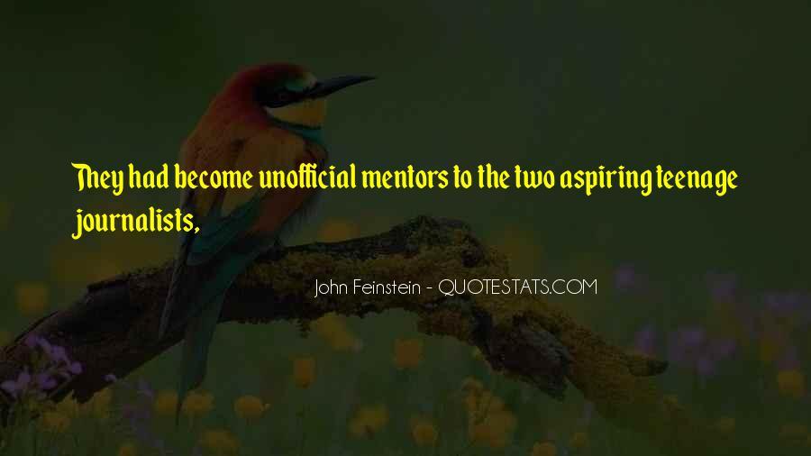 John Feinstein Quotes #217262