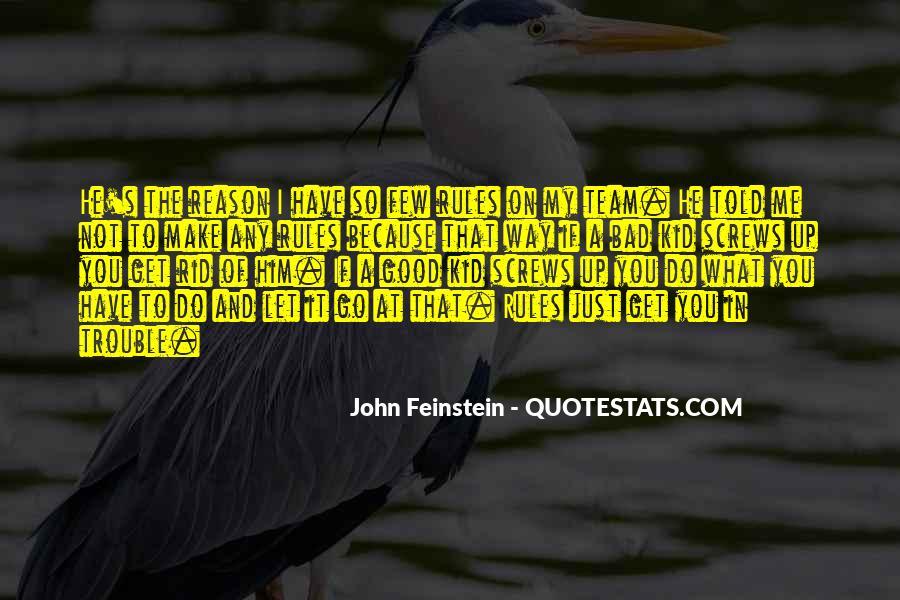 John Feinstein Quotes #585670