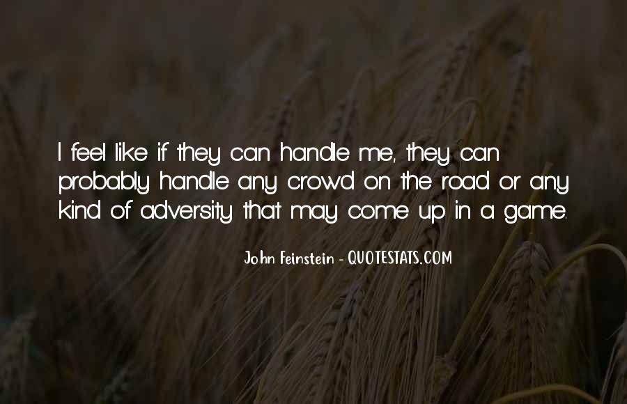 John Feinstein Quotes #603039