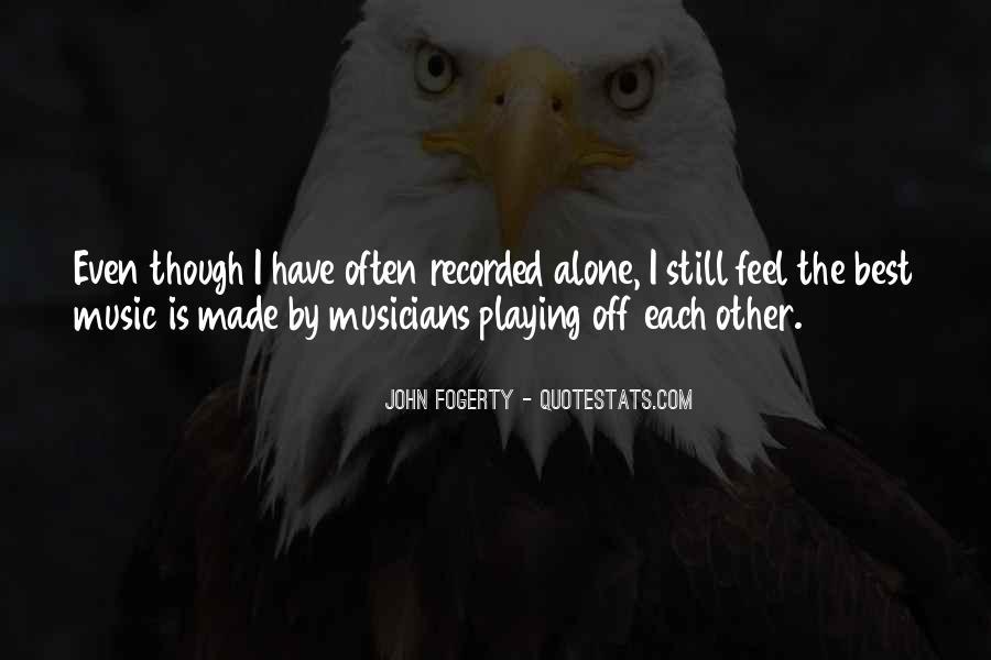 John Fogerty Quotes #1130003