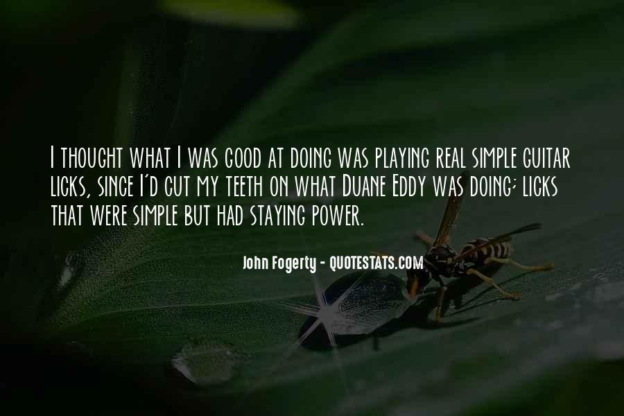 John Fogerty Quotes #1131143