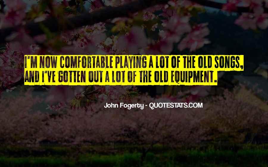 John Fogerty Quotes #1691968