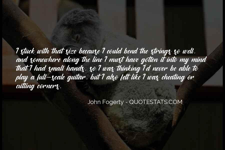 John Fogerty Quotes #1715485