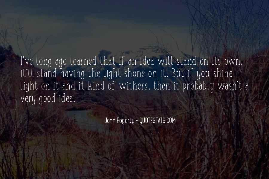 John Fogerty Quotes #300457