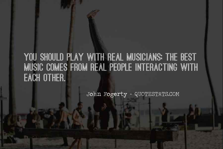John Fogerty Quotes #417359