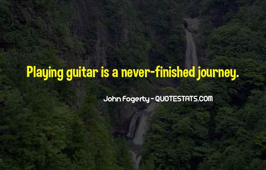 John Fogerty Quotes #583914