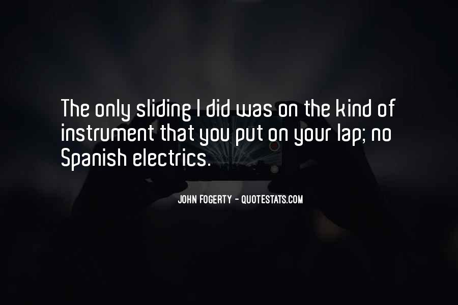 John Fogerty Quotes #672535