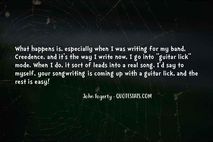 John Fogerty Quotes #762463