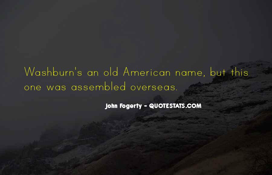 John Fogerty Quotes #801948