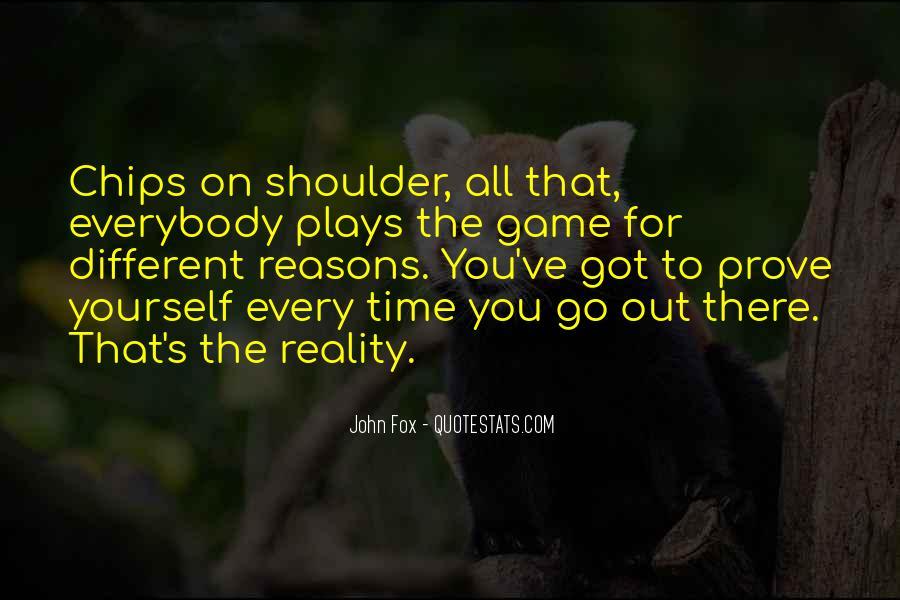 John Fox Quotes #1674041