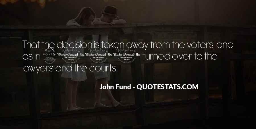 John Fund Quotes #644882