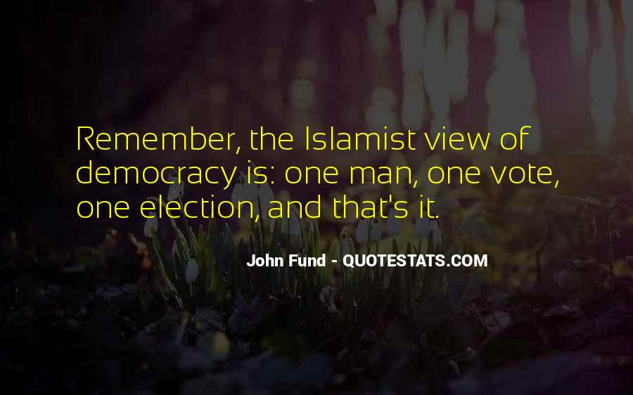 John Fund Quotes #768263