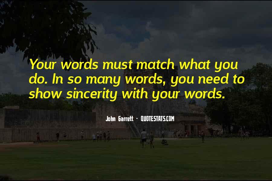 John Garrett Quotes #383889